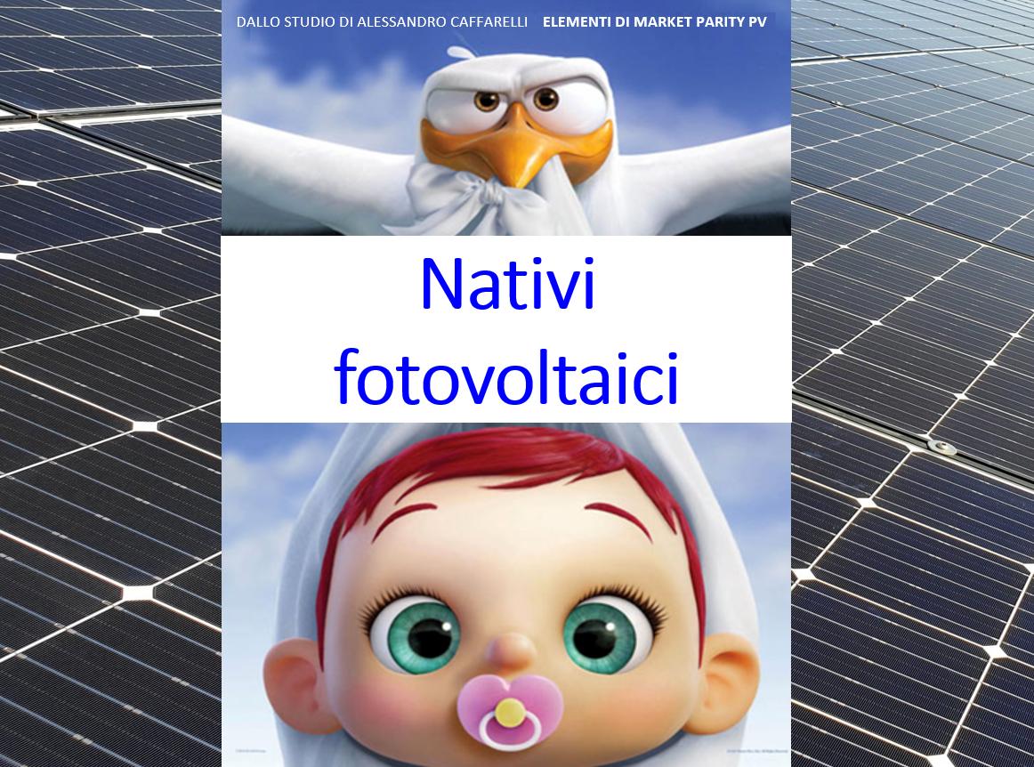 Nativi fotovoltaici